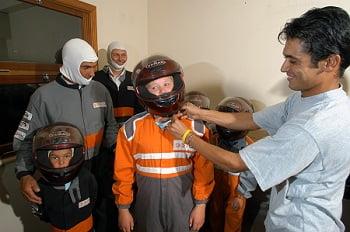 Safety Standards @ Ghibli Raceway;